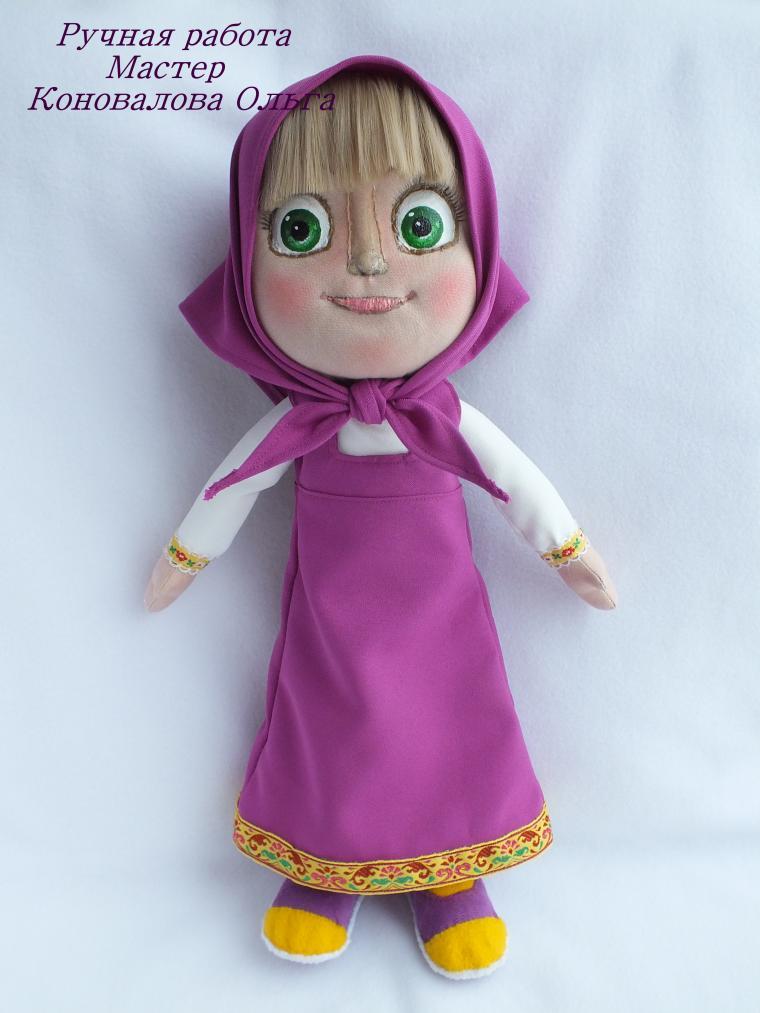 кукла своими руками, кукла в подарок, кукла ручной работы