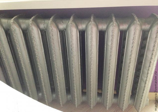 ретро радиатор