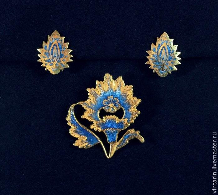 1950-е, цветочный браслет, весенние украшения
