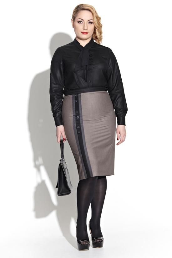 Какую ткань выбрать для юбки карандаш