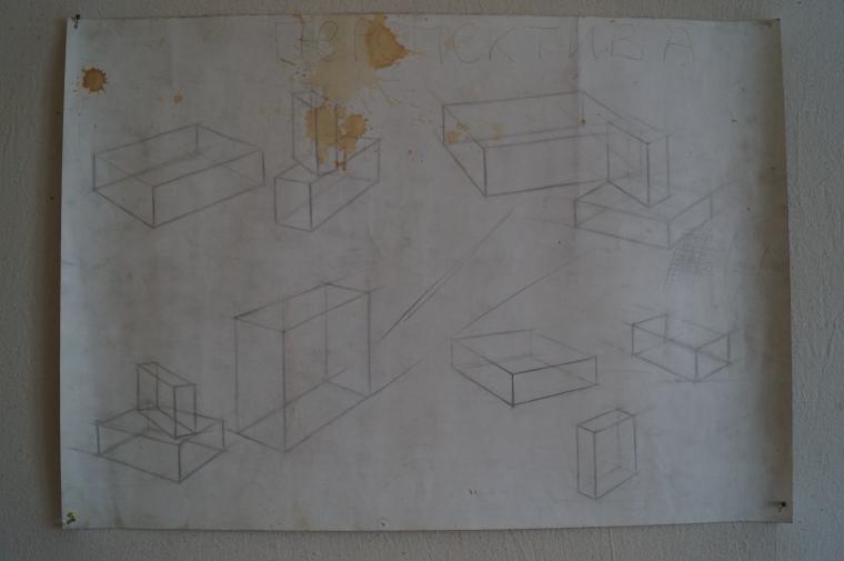 обучение рисунку