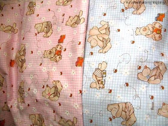 ткани для новорождённого