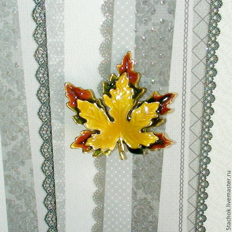украшения, листья