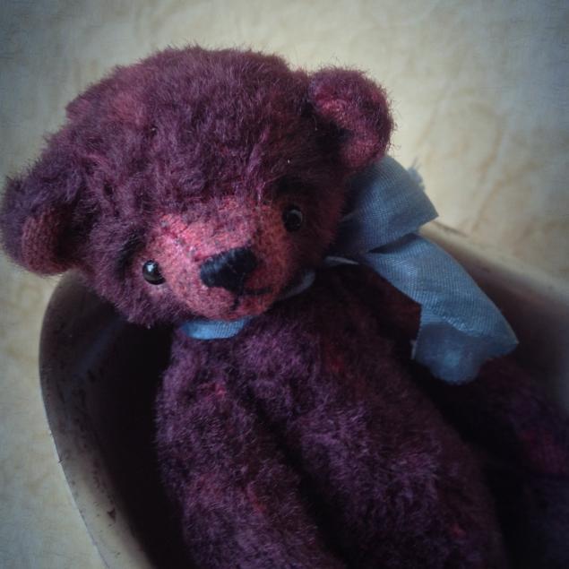 медвежонок, крошка