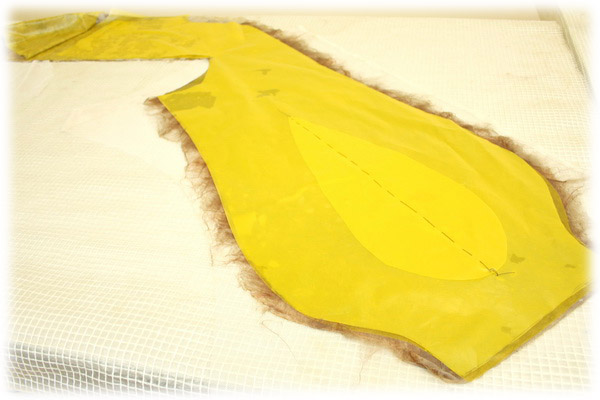 From Simple to Complex: Felting a Jacket with a Yoke, фото № 21