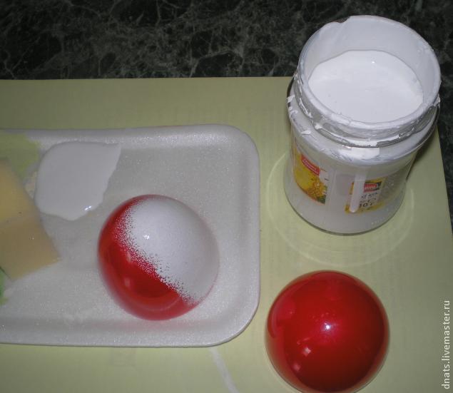мастер-класс яйца