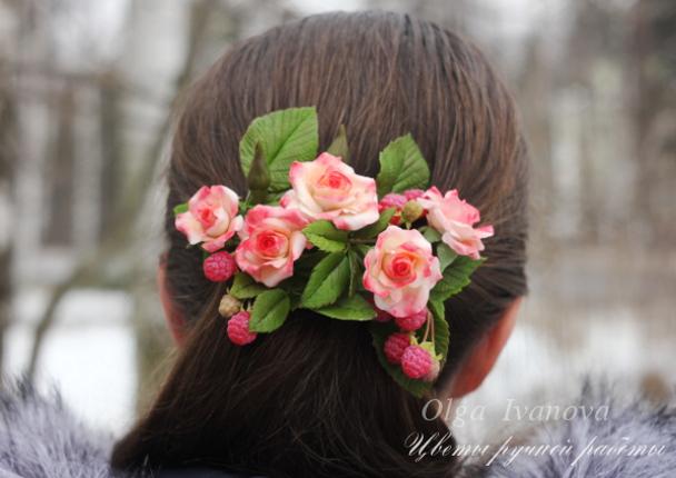 розы, весеннее украшение