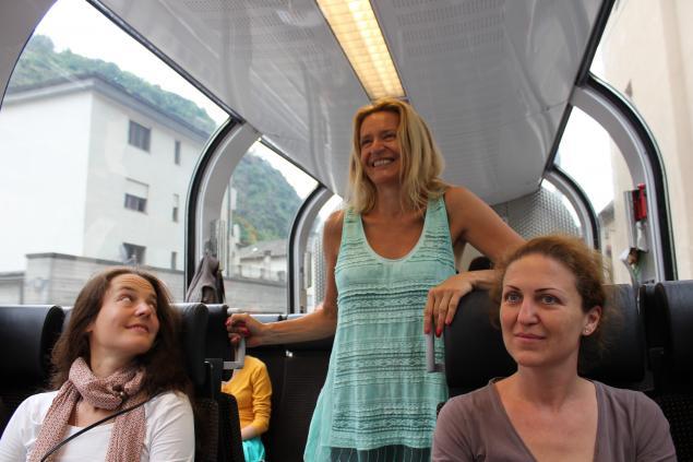 Итальянские приключения. Продолжение отчета о творческой валятельной поездке в июне 2013 г., фото № 36