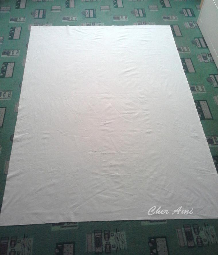 Мастер-класс: шьем несложное лоскутное одеяло, фото № 11