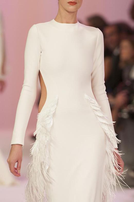 Stephane Rolland Haute Couture весна-лето 2014, фото № 104