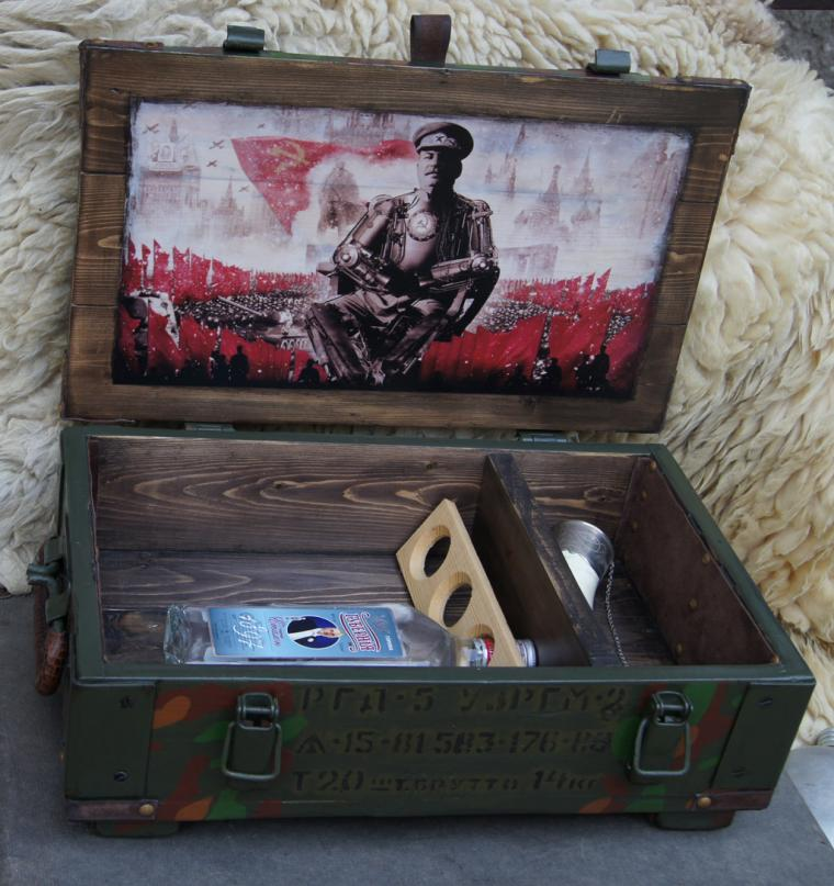 ящик оружейный, охота, дорогой подарок