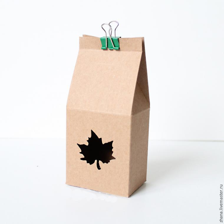 Упаковка для фото своими руками