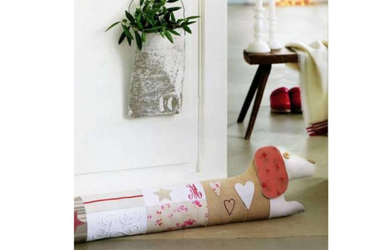 Поделки из мебельной ткани