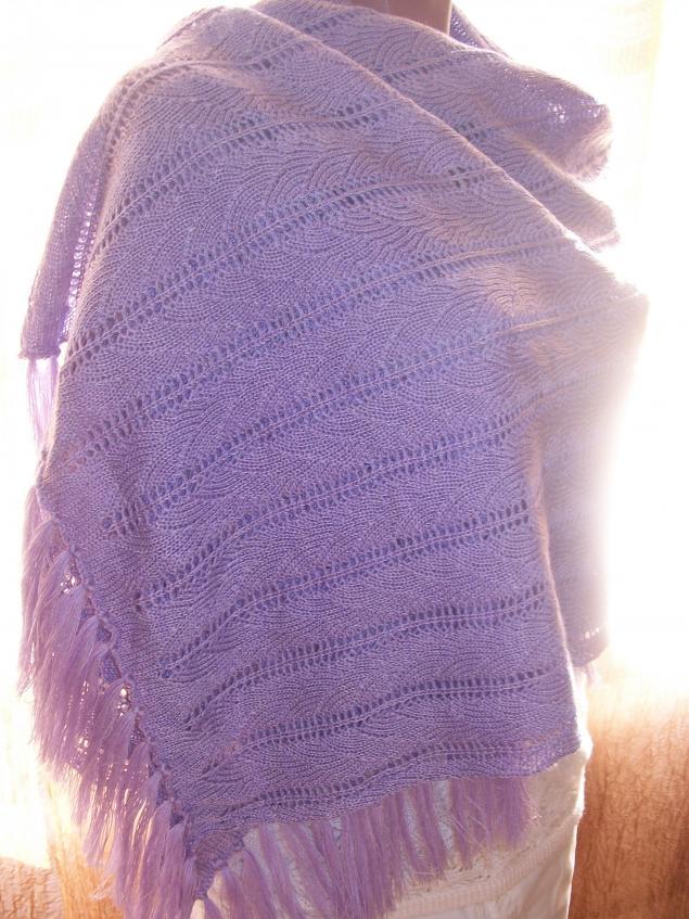 палантин, распродажа, акция магазина, вязание на заказ, машинное вязание, шарф вязаный