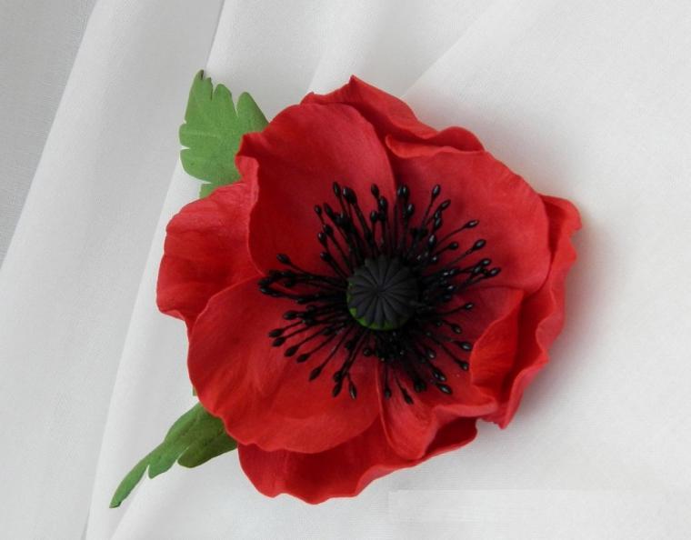 фоамиран, брошь-цветок, заколка с цветами, брошки, ободок, ободки, мастер-класс по цветам