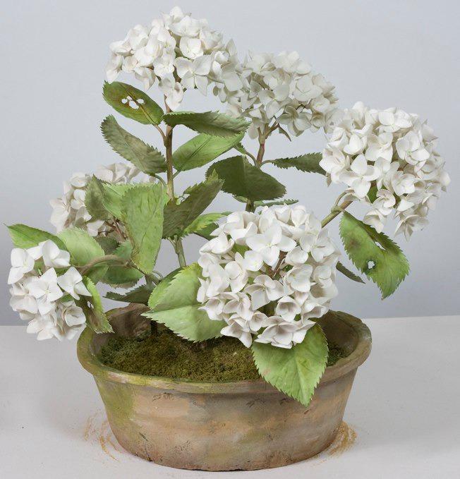ceramic floristry