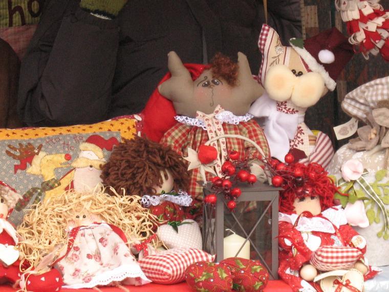 Рождественская рукодельная ярмарка в Санта-Мария-Маджоре, фото № 25