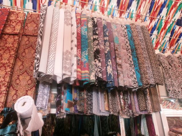 легкие ткани