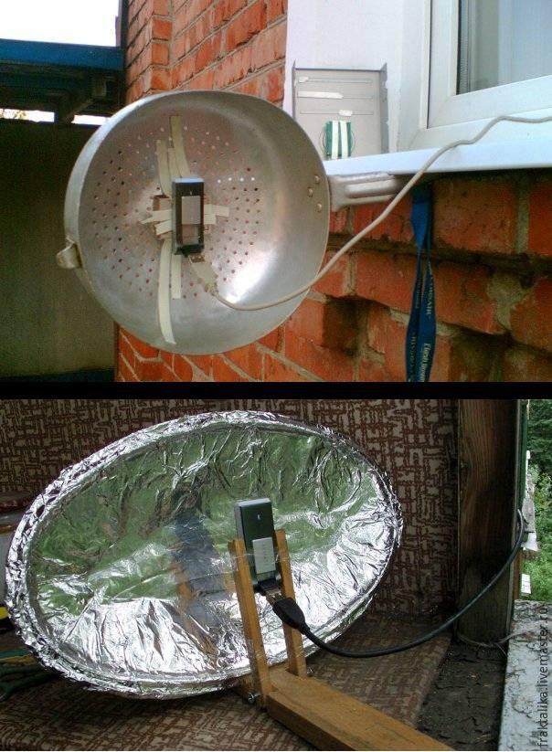 Как усилить комнатную антенну для телевизора в домашних условиях