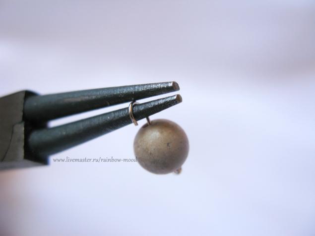 Создаем браслет «Лесной вальс», фото № 6