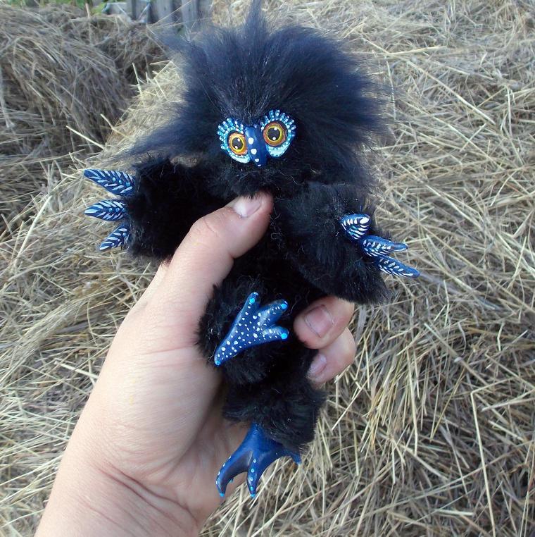 игрушка сова