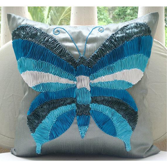 Бабочки как элемент дизайна интерьера, фото № 30