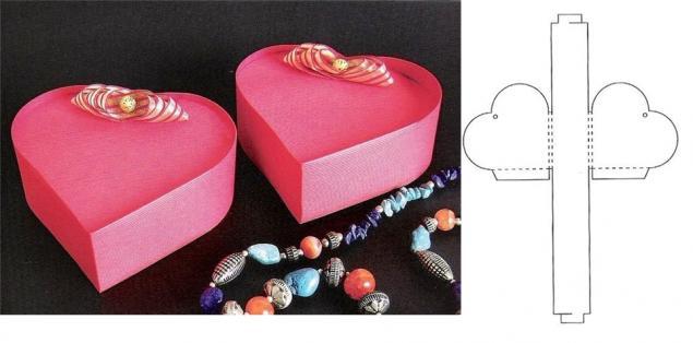 Влюбленное сердце. Оригинальные идеи упаковки подарка., фото № 31