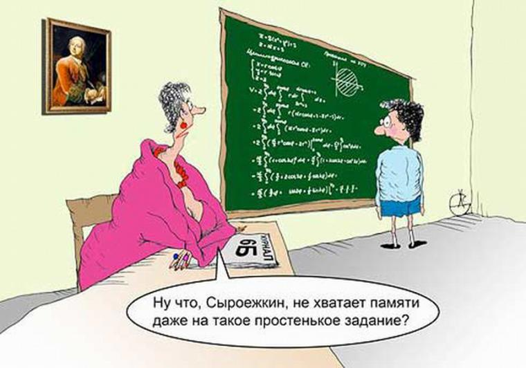 Смешное поздравление к дню учителя