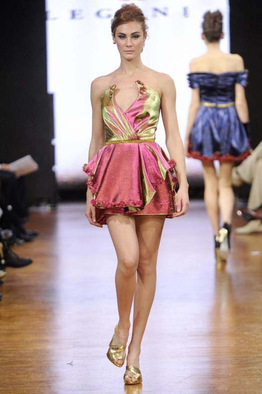 Legends by Bilal Barrage Haute Couture весна-лето 2014, фото № 4