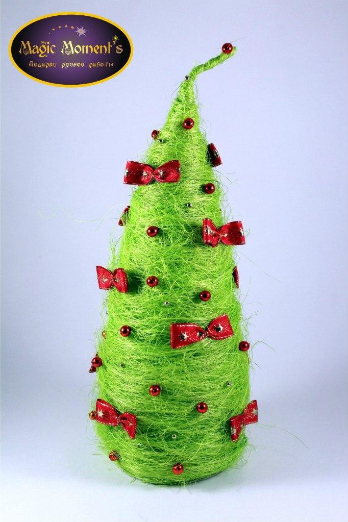 мк по елочке, масетр класс по декору, подарок своими руками, интерьер, интерьерное украшение, елочка, новый год