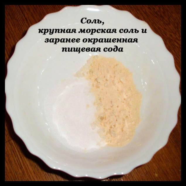 соль для ванны