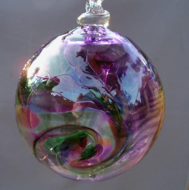 стеклянный шар, великобритания