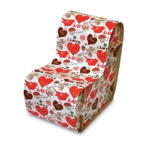 Как декорировать мебель из картона своими руками
