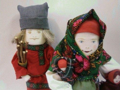 В г. Камышине прошла выставка кукол  «Ателье чудес», фото № 13
