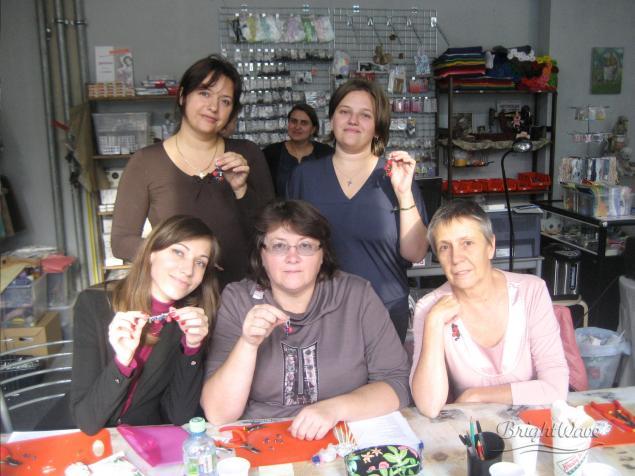 обучение глина москва, черника из пластики