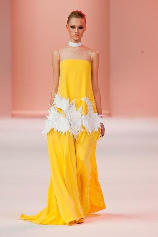 Stephane Rolland Haute Couture весна-лето 2014, фото № 26