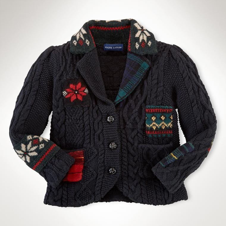 Маленьким модникам от Ральфа Лорена, фото № 10