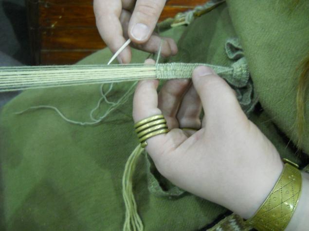 история ткачества