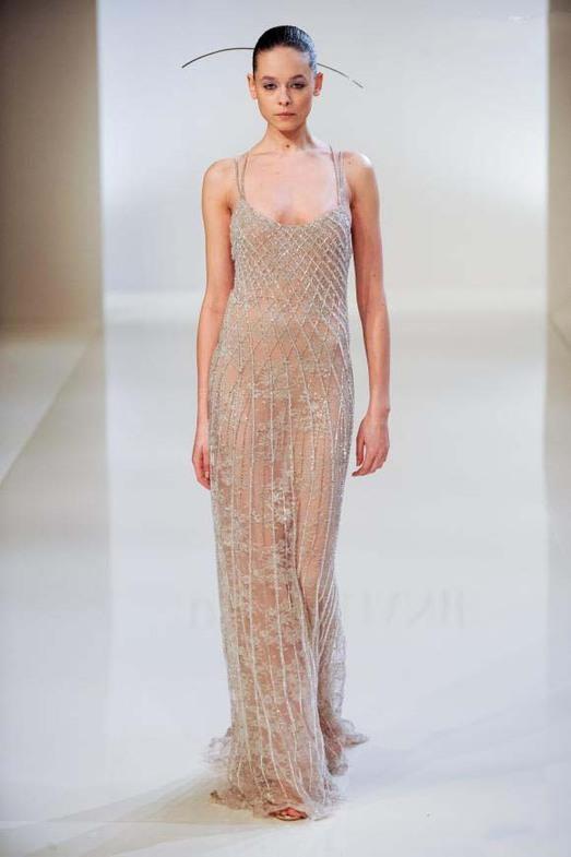 Dilek Hanif Haute Couture весна-лето 2014, фото № 28