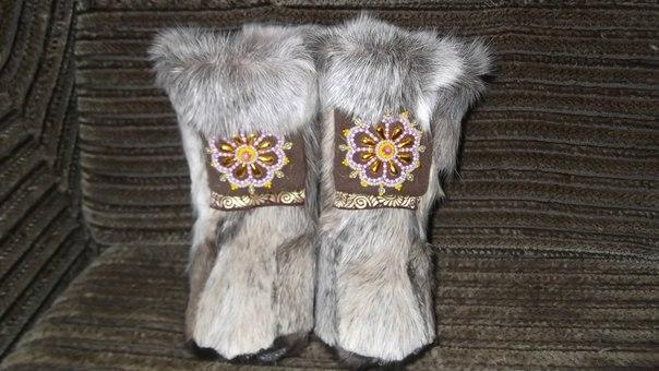 пимы, зимняя обувь