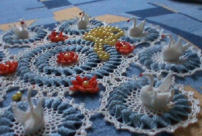 欣赏:灿烂三维编织 - maomao - 我随心动