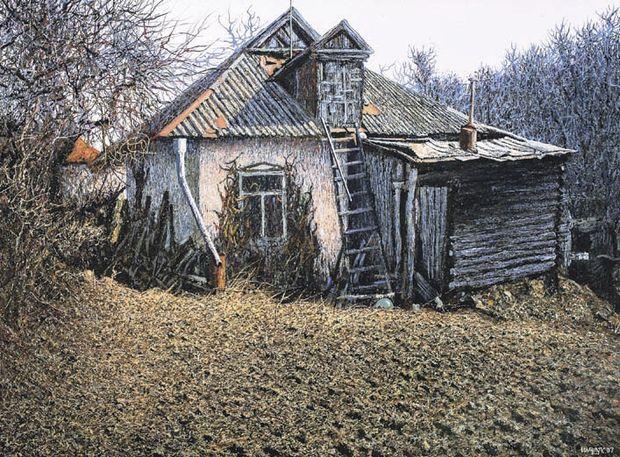 украинский живописец
