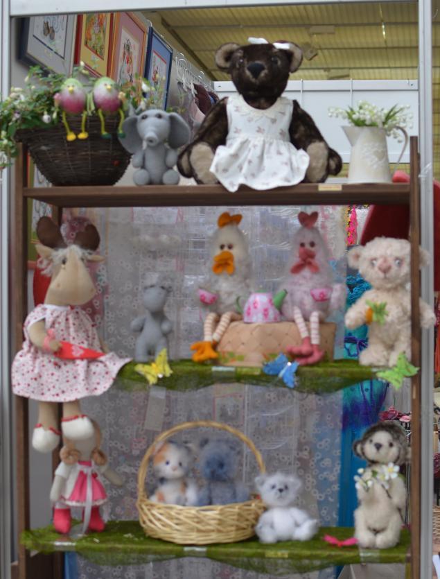 время кукол