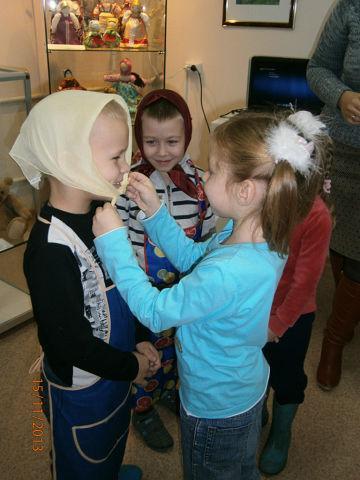 В г. Камышине прошла выставка кукол  «Ателье чудес», фото № 11