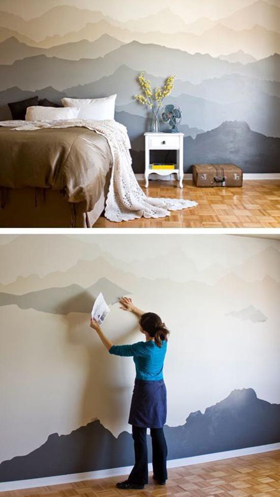 Колоритно и фактурно 20 креативных идей для декора стен и пола, фото № 38