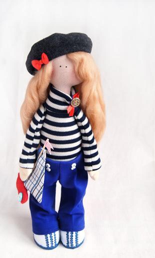 кукла, розыгрыш конфетки, акция к новому году