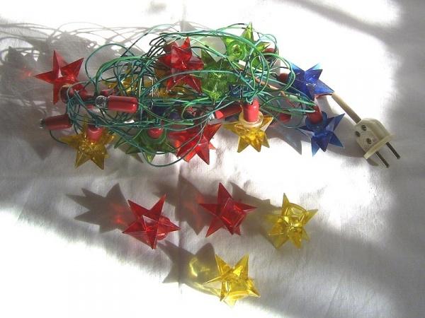 Купить новогодние игрушки гирлянды