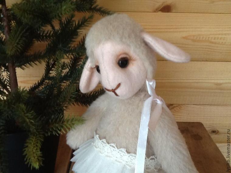 овечка, подарок на новый год, новогодние подарки, распродажа, распродажа акция