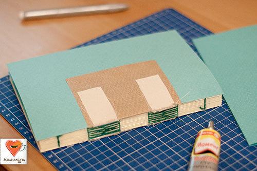 Как своими руками сделать блокнот из бумаги а4