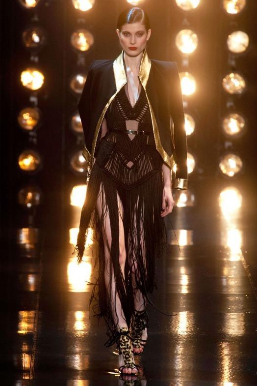 Alexandre Vauthier Haute Couture весна-лето 2014, фото № 8